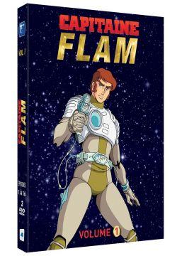 Capitaine Flam - Volume 1 - Épisodes 1 à 16