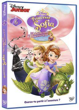 Princesse Sofia - 6 - La malédiction de Princesse Eva
