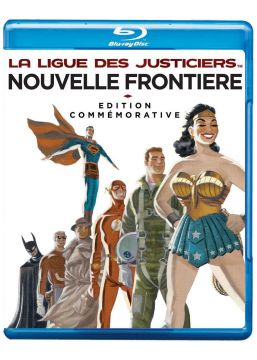 La Ligue des justiciers - La Nouvelle Frontière