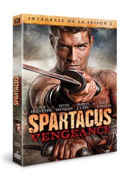 Spartacus : Vengeance - L'intégrale de la Saison 2