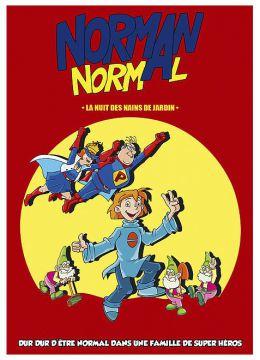 Norman Normal - Vol. 2 : La nuit des nains de jardin