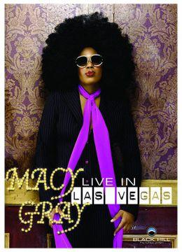 Gray, Macy - Live in Las Vegas