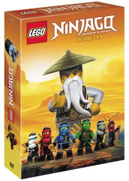 LEGO Ninjago, Les maîtres du Spinjitzu - Saisons 3 à 9