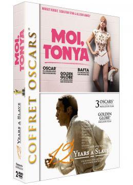 Coffret Oscars : Moi, tonya + 12 Years A Slave