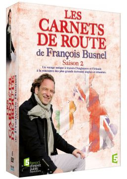 Les Carnets de route de François Busnel - Saison 2