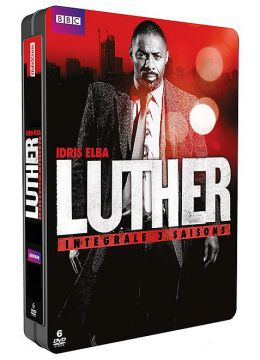 Luther - Intégrale 3 saisons