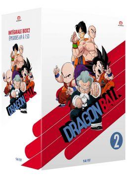 Dragon Ball - Intégrale Box 2 - Épisodes 69 à 153