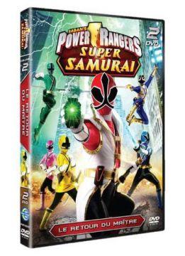Power Rangers Super Samouraï - Vol. 4 : Le retour du Maître