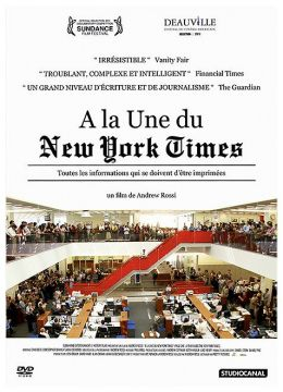 À la une du New York Times