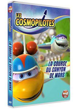 Les Cosmopilotes - La course du canyon de mars