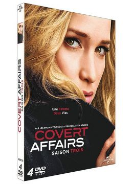 Covert Affairs - Saison 3
