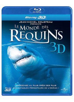 Le Monde des requins 3D