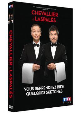 Chevallier et Laspalès - Vous reprendrez bien quelques sketches