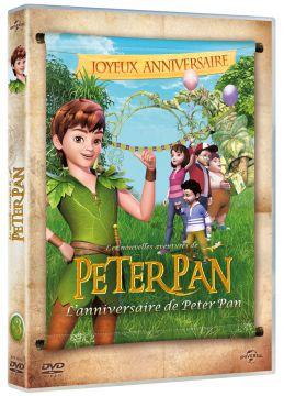 Les Nouvelles aventures de Peter Pan - n°3 - L'anniversaire de Peter Pan