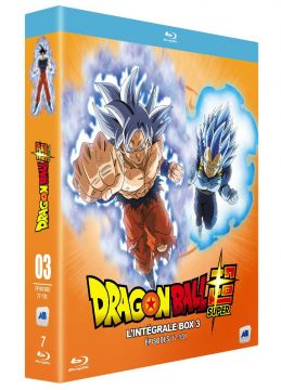 Dragon Ball Super - L'intégrale box 3 - Épisodes 77-131