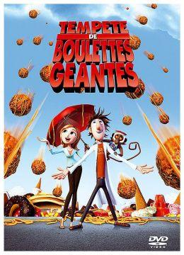 Tempête de boulettes géantes