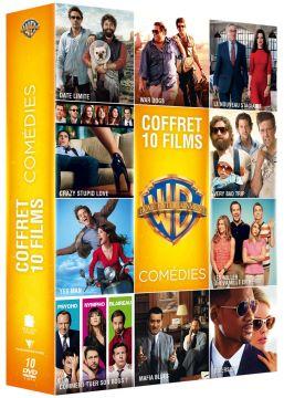 Collection de 10 films comédie Warner
