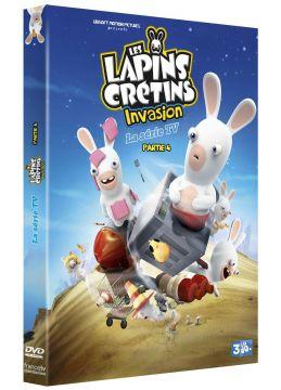 Les Lapins Crétins : Invasion - La série TV - Partie 4