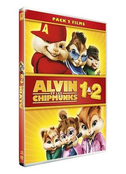 Alvin et les Chipmunks 1 & 2