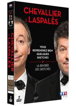 Chevallier et Laspalès - Vous reprendrez bien quelques sketches + La rentrée des sketches