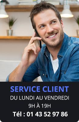 Service client dvdshop